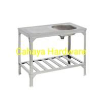 kitchen sink portable royal / bak cuci piring kaki / royal sb 1 pk