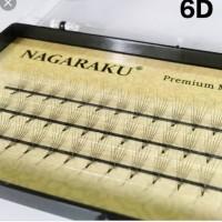 Nagaraku 6D Russian Volume Eyelash Extension Murah