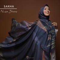 YOUTHSCARF SIGNATURE PREMIUM- SAKHA (NUSSA SERIES)