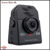 ZOOM Q2n-4K VIDEO HANDY RECORDER