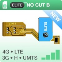Magic-SIM NO CUT B Dual SIM Card Adapter for Smartphone