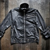 Kotaro Minami Black Jacket