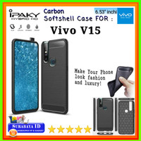 Casing SoftCase iPaky Vivo V15 | Case Backdoor Vivo