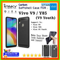 Casing SoftCase iPaky Vivo V9 / Y85 (V9 Youth) 6.3"