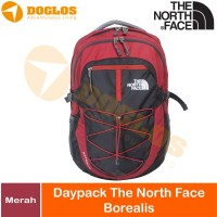 Tas Daypack TNF The North Face Borealis Backpack 28 L Original Red