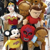 Golf Driver Head Cover Action Hero and Animal Figure Premium