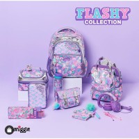 Smiggle Backpack Lunch Box Water Bottle Pencil Case Tas Ransel Anak Pe