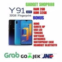 VIVO Y91 RAM 2/32GB GARANSI RESMI VIVO INDONESIA