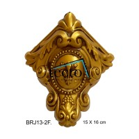Aksesoris Cornice - Sudut Luar ( 15cm x 16cm )