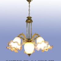 Lampu Gantung Minimalis IL 908/5+1 GD