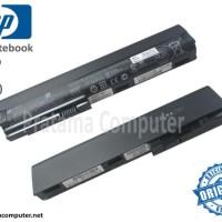 Baterai Original Laptop HP EliteBook 2560p 2570p Series SX06