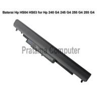 Baterai OEM HP HS04 240 246 250 255 256 HSTNN-LB6V HSTNN-LB6U HS04