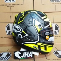 Arai IOM TT 2019 - Limited Edition - Made in Japan