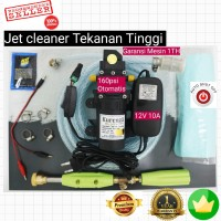 Doorsmeer Mini Tekanan Tinggi Alat Cuci Motor Mobil AC Steam Cleaner