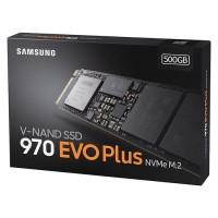 V-NAND SSD Samsung 970 EVO Plus NVMe M.2 500GB - Garansi Resmi 5 Tahun
