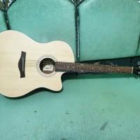 Gitar Akustik Original Senar String Cowboy GWC39 Natural
