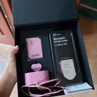 Samsung galaxy friends edisi Blackpink (standing charger dan hardcase)