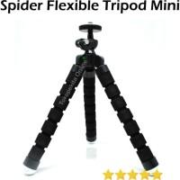 Spider Flexible Tripod Mini handphone i phone,samsung,xiomi,realme dll