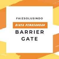 Pemasangan Led Barrier Gate