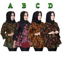 Jual Model Blouse Batik Wanita Terbaru Di Jawa Tengah Harga