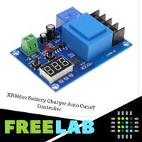XHM602 Aki / Battery Charger Auto Cutoff Controller XH-M602 Proteksi