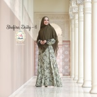 MBM PREORDER SHAFIRA DAILY [GAMIS KHIMAR] BY MUSTBE