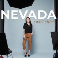 Nevada Swirl Shirt - Baju Atasan Wanita / Blouse Wanita