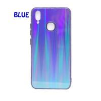 Apple iPhone X XS Gradient Aurora Glass Soft Case