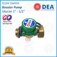 """Water Flow Switch 1"""" - 1/2"""" (Saklar Otomatis Pompa Air)"""