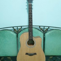 Gitar Akustik Elektrik Merk Cowboy GWC240NA Eq Toner Original
