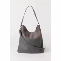 Tas wanita cewek branded import kerja pesta oke HnM Hobo shoulder bag