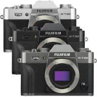 Fujifilm XT30 X-T30 XT-30 Body Only Brand New BNIB Fuji Fujinon FFID