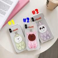 Casing Cute Bear Case VIVO Y66 V5 LITE Y67 Y71 Y83 Y81 Y85 V9 Z1 Y91