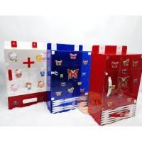 Jual Medicine Box Kotak Obat P3K Acrylic Karakter ...