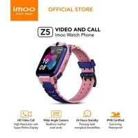 Imoo Watch Phone Z5 - HD Video Call - Jam Anak Pintar Garansi Resmi