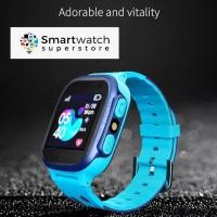 Jam Tangan pria atau Wanita Merk Imoo Smart Watch Type : Q12 Box SM1