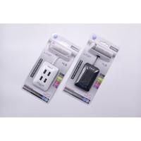 USB HUB RBT 4 Port H-6064 Model Magnet