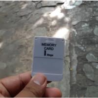 Memory card MC Psone Ps1 Psx Playstation1, TERMURAH!!!