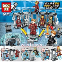 Ironman Avengers Minifigure Lego Super Hero Marvel 270