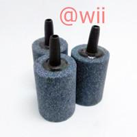 batu aerator aerasi ABU ABU 2cm air stone airstone gelembung udara aqu