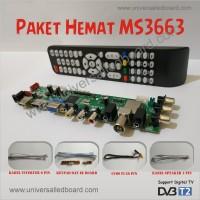 Universal lcd / led board Paket Hemat DVB-T2 / Universal LCD Board