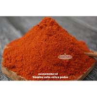 CABE BUBUK SUPER PEDAS FOOD GRADE KEMASAN 1KG