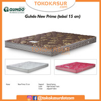 Guhdo New Prima Tebal 15cm 200x200 Tanpa Divan/Sandaran