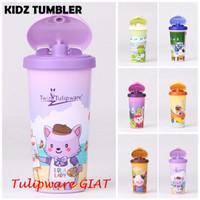 Tumbler Karakter Anak / Botol Minum Anak / Kidz Tumbler Tulipware (1)