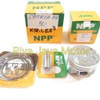 Piston Kit / Seher Set Satria FU 150 Oversize 50 Npp