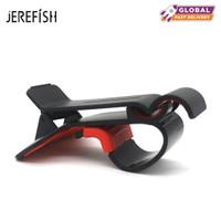 JEREFISH Universal Simulation HUD Design Car Phone Holder Adjustable