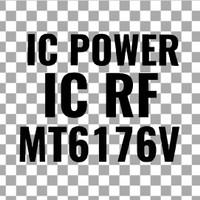 Original New - IC Power RF - MT6176V - Meizu M3 / M3 Note / F1S