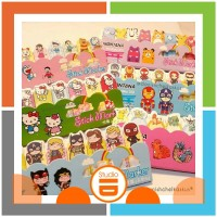 STICKY NOTES MEMO STICK MARKER POST IT INDEX PEMBATAS BUKU STICKER BER