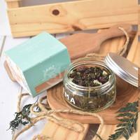 TEMA Spring Tea Jar 60 Gr