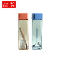 USUPSO Nottingham Square Bottle / Botol Minum Tali 480 ML